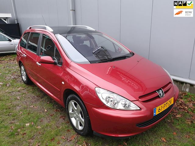 Peugeot 307 SW 2.0 16V Premium automaat 7 persoons