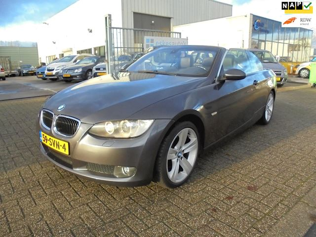 BMW 3-serie Cabrio 320i High Executive, Leder, navi, Nette auto