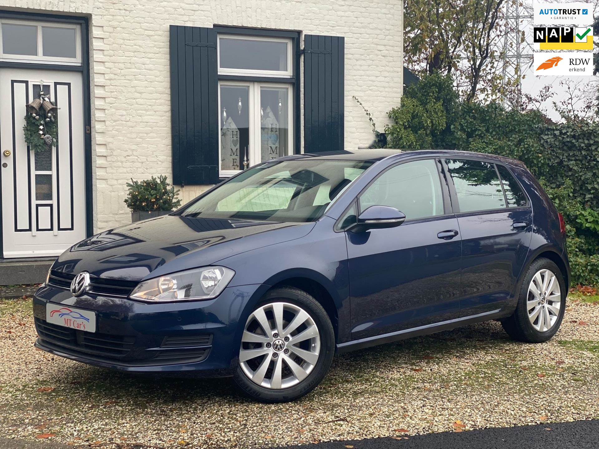 Volkswagen Golf occasion - M.T.  Car's & Carcleaningcenter