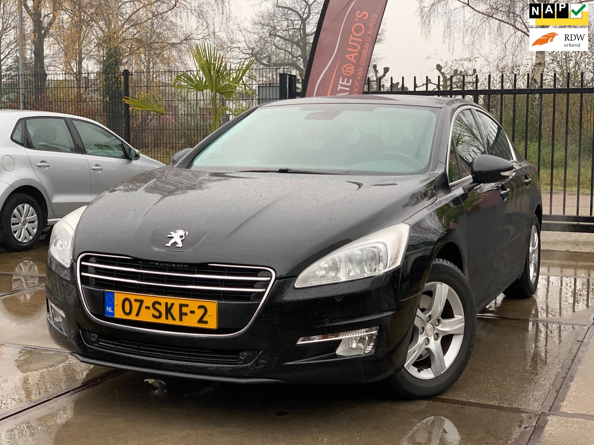 Peugeot 508 occasion - Ultimate Auto's B.V.