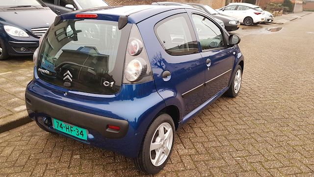 Citroen C1 1.0-12V Séduction -5 DEURS- Str.-Bkr-APK tot AUG2021