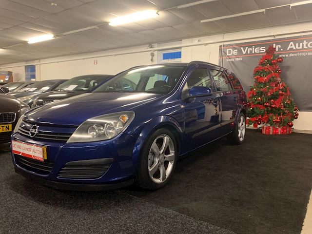 Opel Astra Wagon occasion - De Vries Junior Auto's