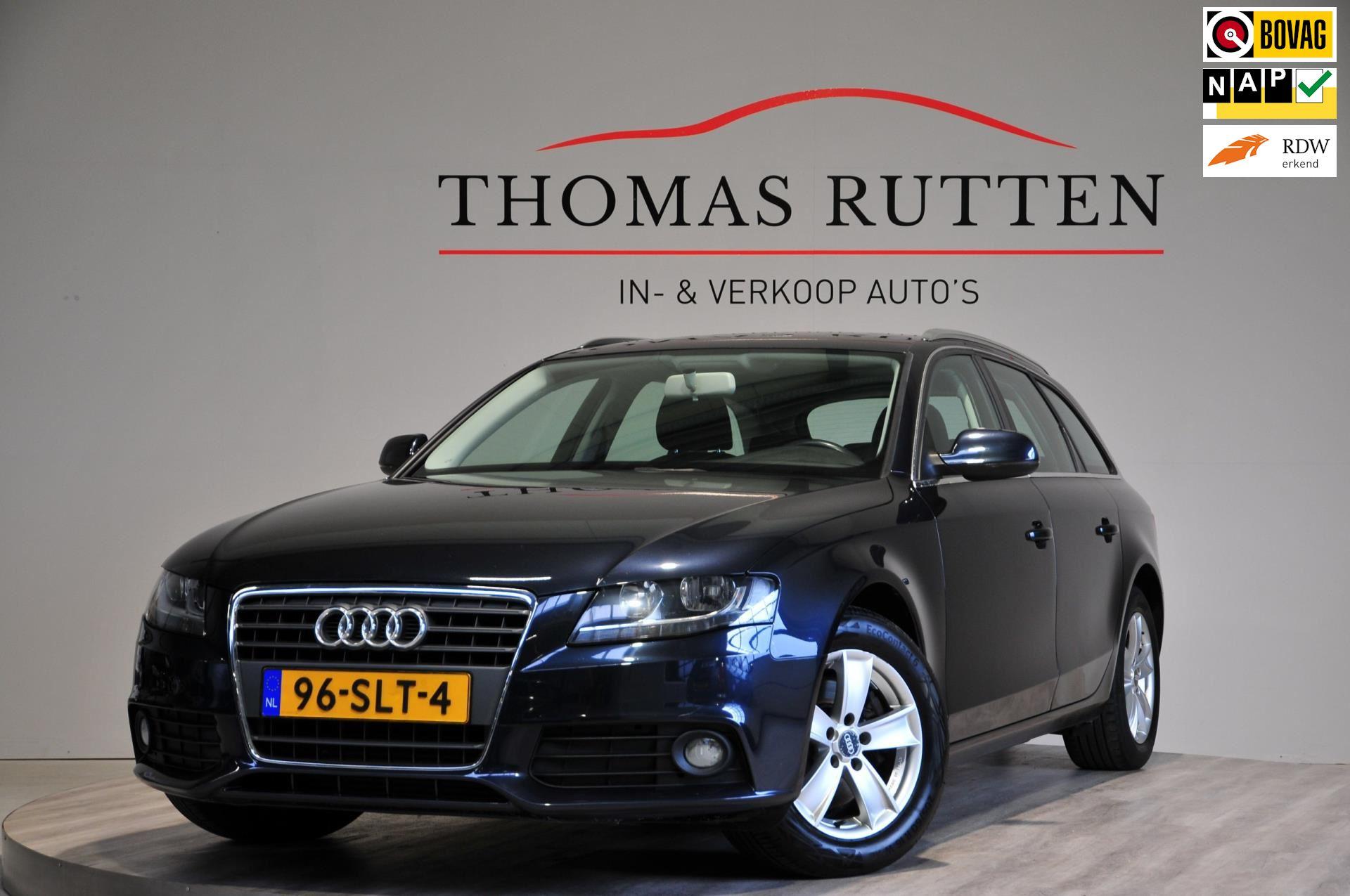 Audi A4 Avant occasion - Autobedrijf Thomas Rutten
