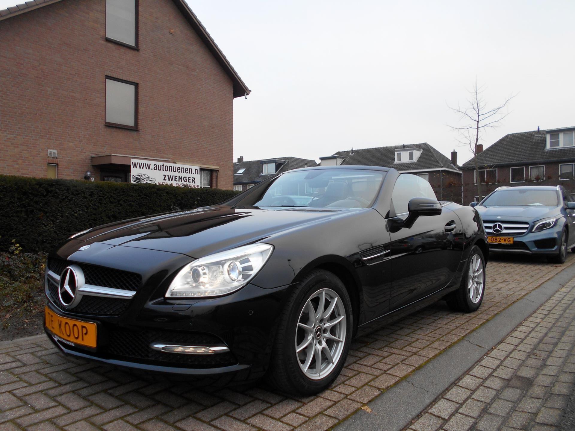 Mercedes-Benz SLK-klasse occasion - Zwenger Auto's