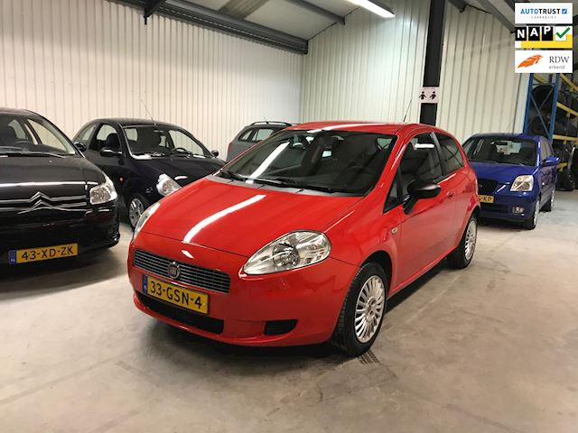 Fiat Grande Punto 1.2 Active LAGE KM STAND/AIRCO/NAP/APK