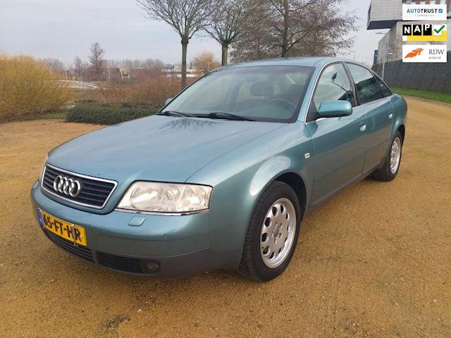 Audi A6 2.4 5V Advance MT absolute nieuwstaat!