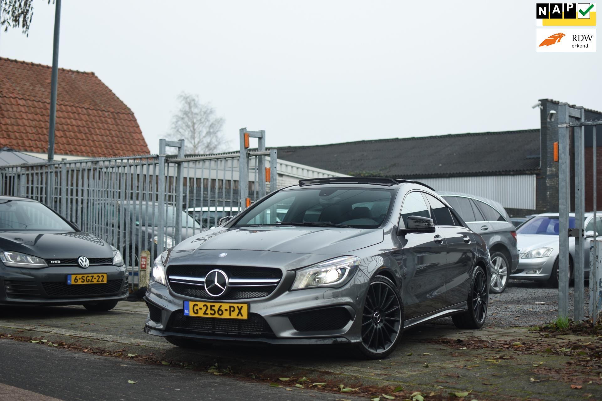 Mercedes-Benz CLA-klasse occasion - Wim de Ruiter Auto's