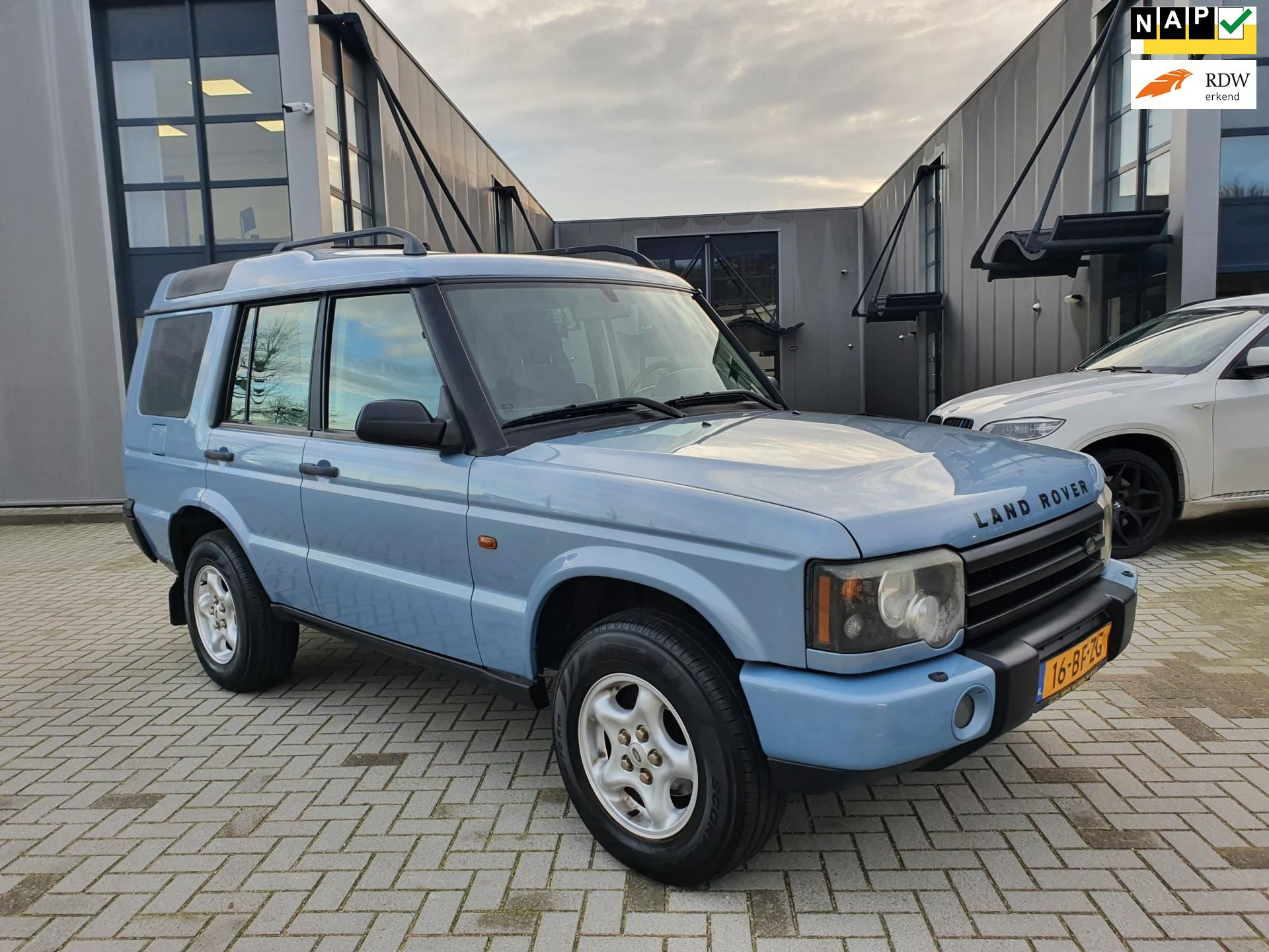 Land Rover Discovery occasion - Weerterveld Auto's