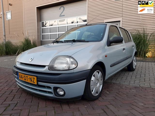 Renault Clio |1.4 RN MAX|5 deurs|Lage km stand|