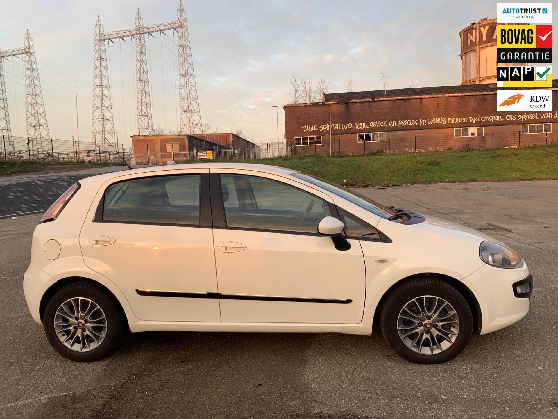 Fiat Punto Evo occasion - De Waal Auto's