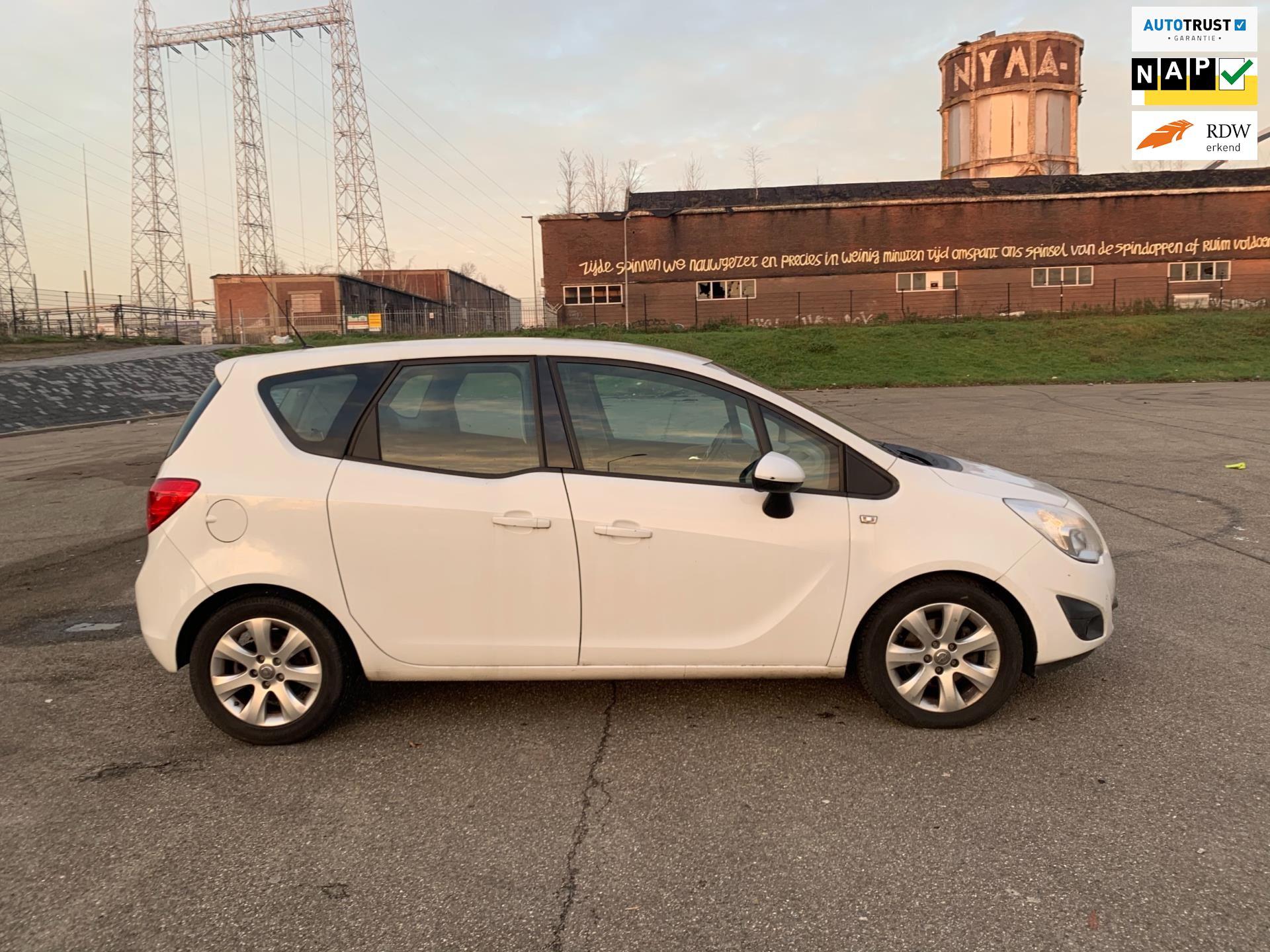 Opel Meriva occasion - De Waal Auto's