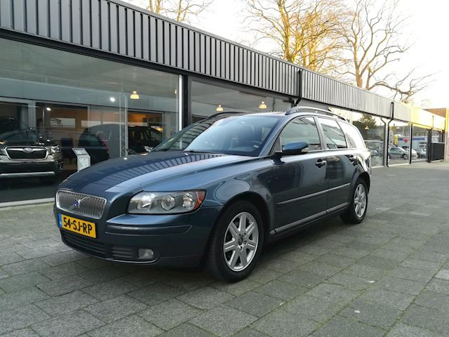 Volvo V50 1.8 Edition II Goed oh/PDC/Clima/Cruise/ Trekhaak/High performance sound
