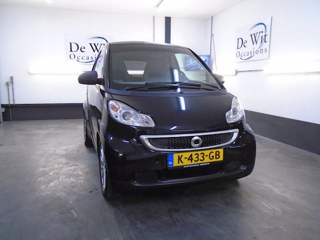 Smart Fortwo coupé 1.0 Pure uitv. incl. AIRCO. met NWE APK/GARANTIE !!