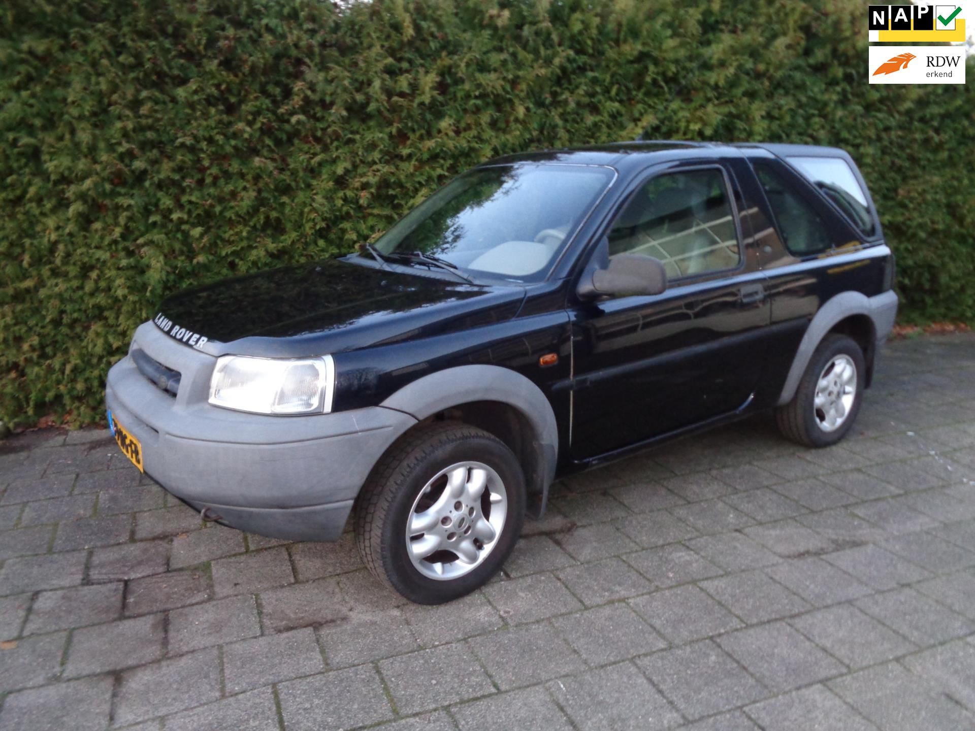 Land Rover Freelander occasion - Autobedrijf Harry Pit & Zn