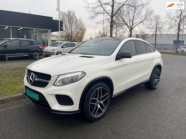 Mercedes-Benz GLE-klasse Coupé 350d 4MATIC AMG! Nieuwstaat!