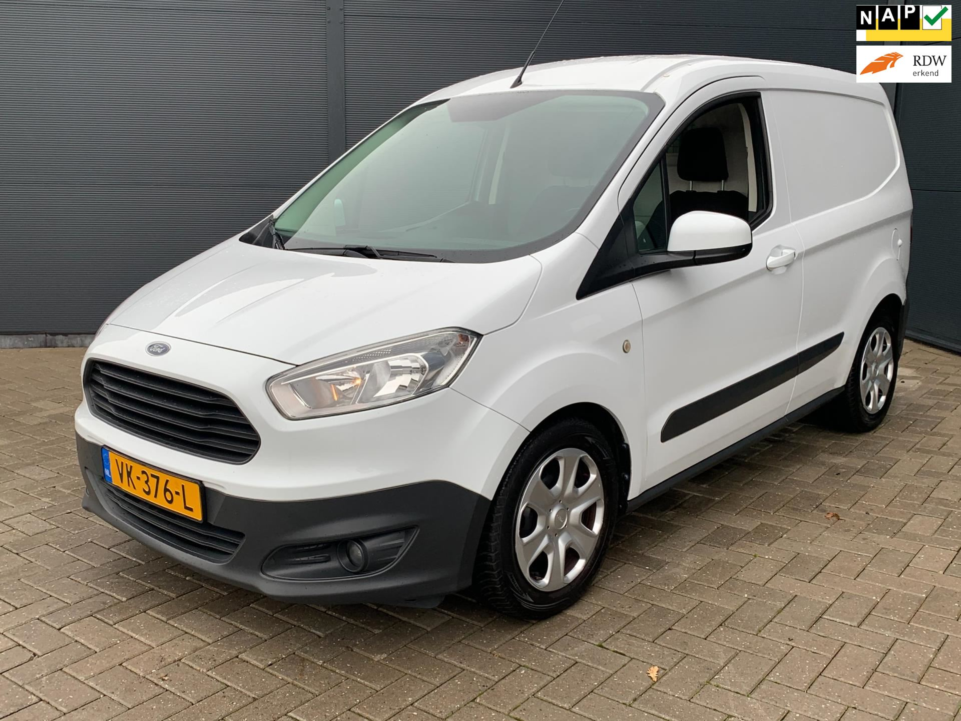 Ford Transit Courier occasion - Van den Brom Auto's