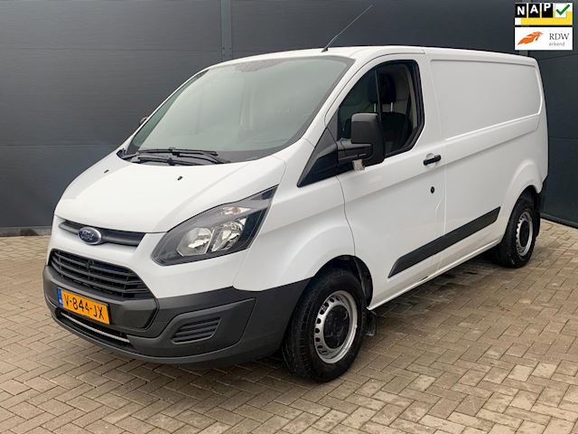 Ford Transit Custom occasion - Van den Brom Auto's