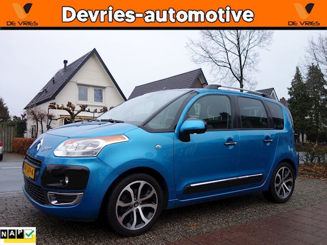 Citroen C3 Picasso 1.6 VTi Exclusive vol opties NAP.