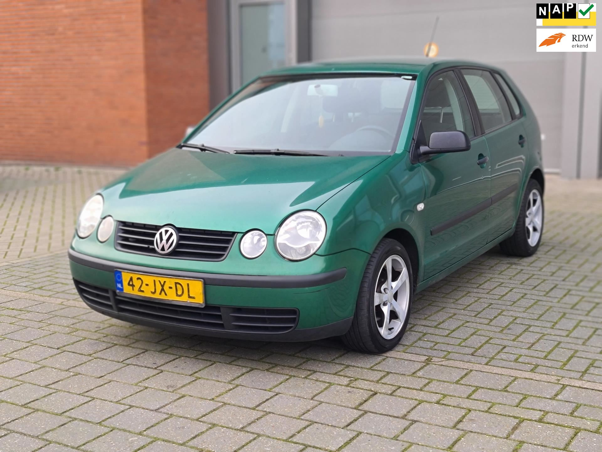 Volkswagen Polo occasion - Staal Cars