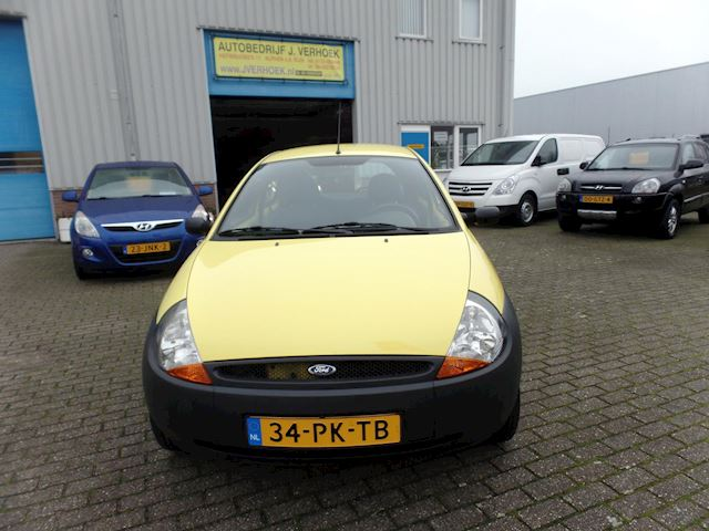 Ford Ka 1.3 Style km 36844 nieuw staat