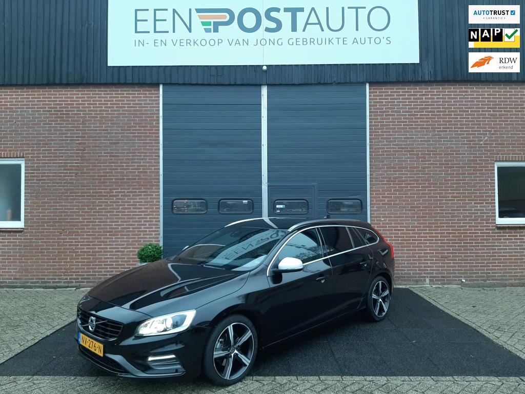 Volvo V60 occasion - Een Post Auto