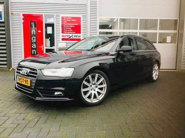 Audi A4 Avant occasion - Garage Willemsen