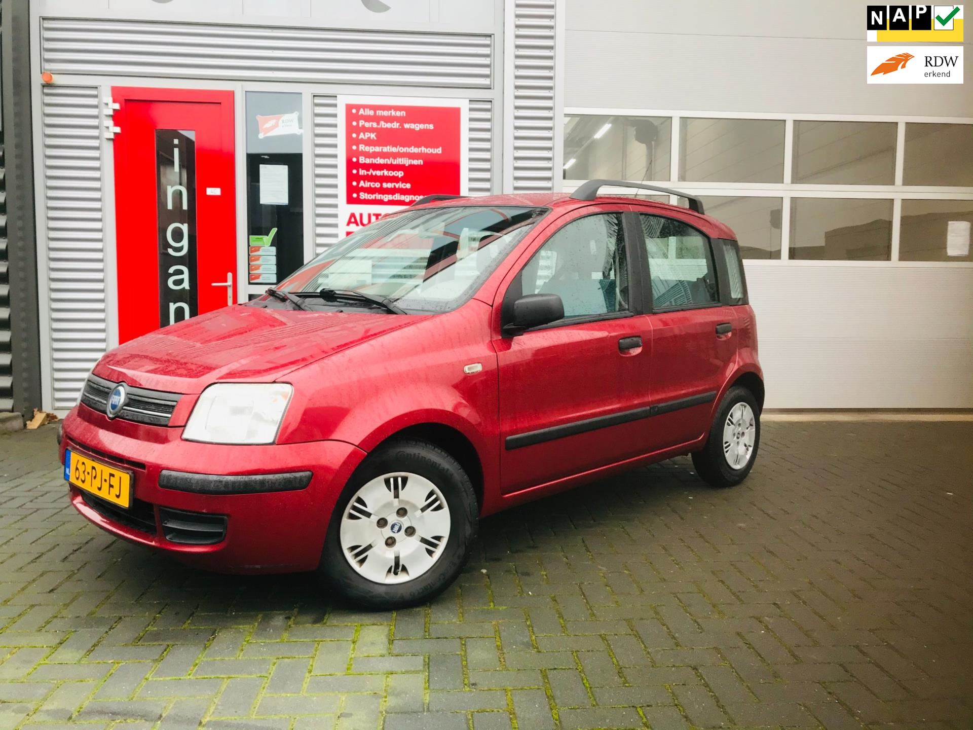 Fiat Panda occasion - Garage Willemsen