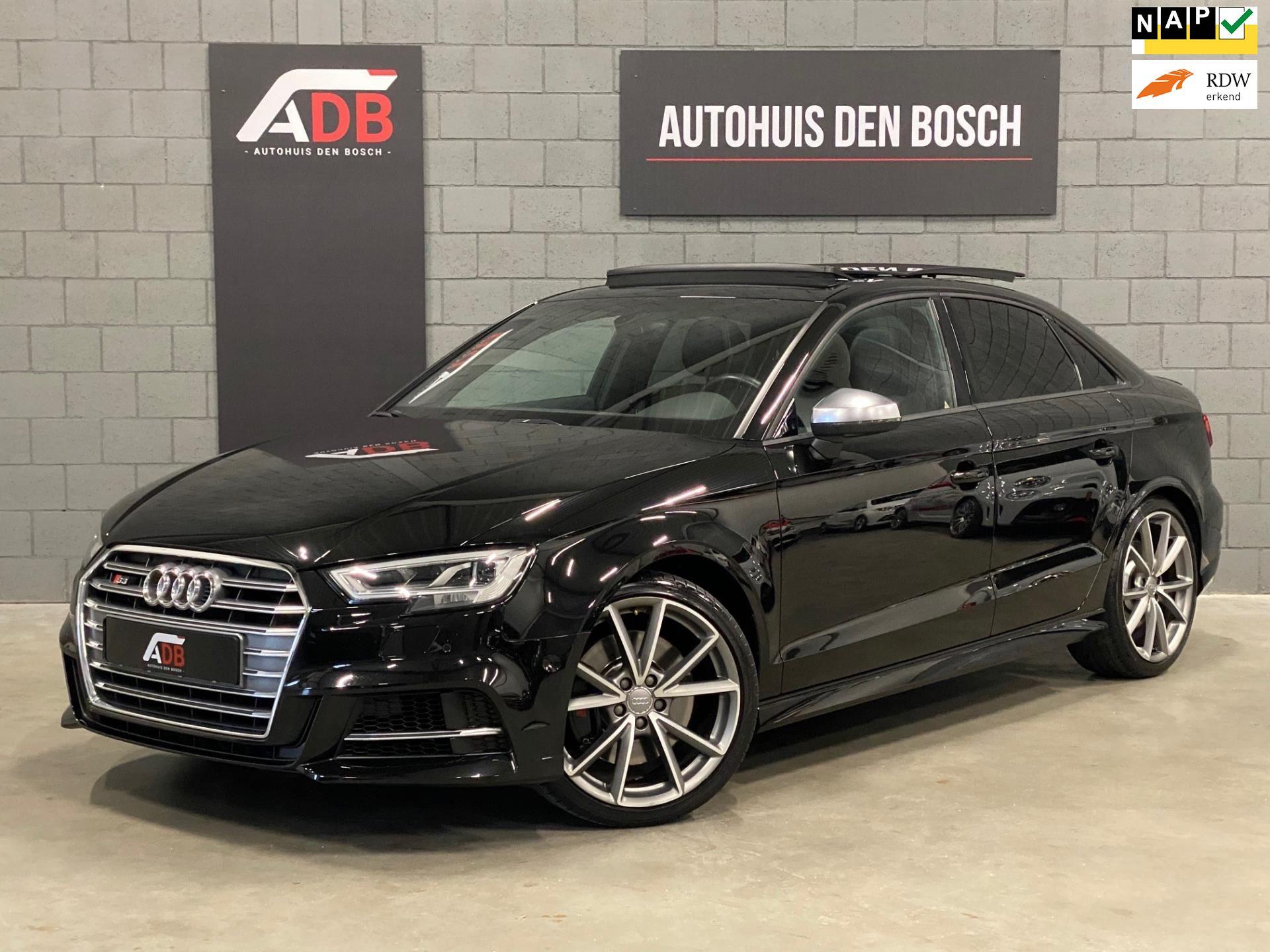 Audi S3 Limousine occasion - Autohuis Den Bosch