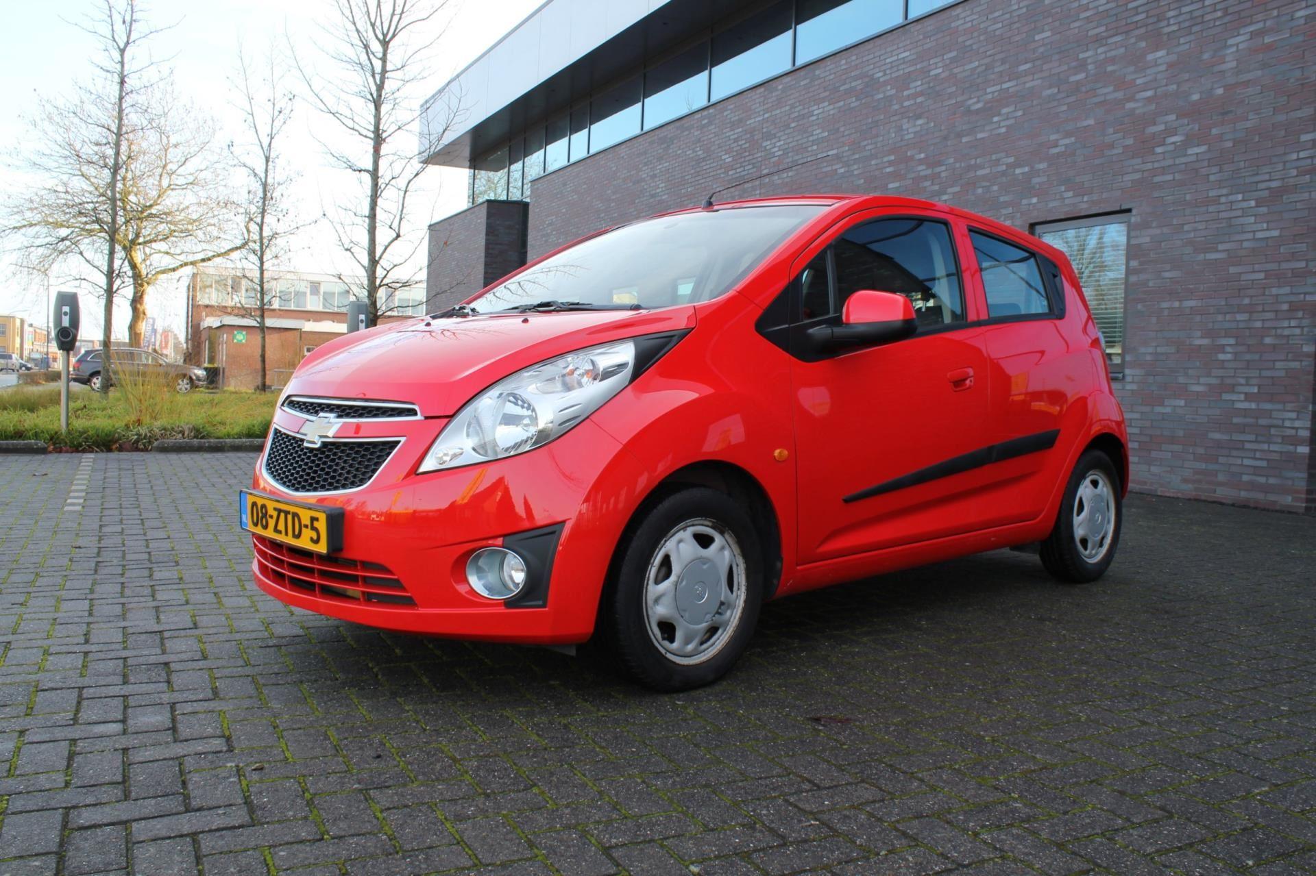 Chevrolet Spark occasion - Autoflex Grootebroek