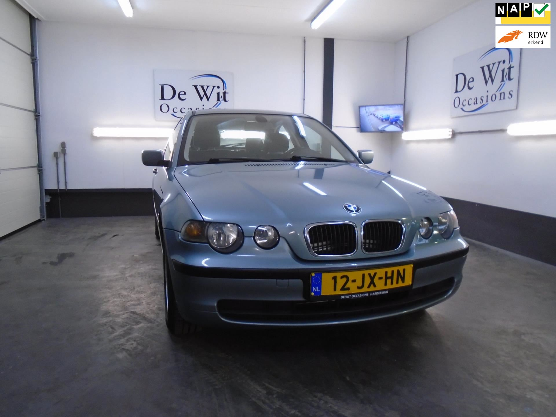 BMW 3-serie Compact occasion - De Wit Occasions