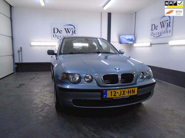 BMW 3-serie Compact 316ti Executive met AIRCO., in NETTE STAAT incl. NWE APK/GARANTIE !!