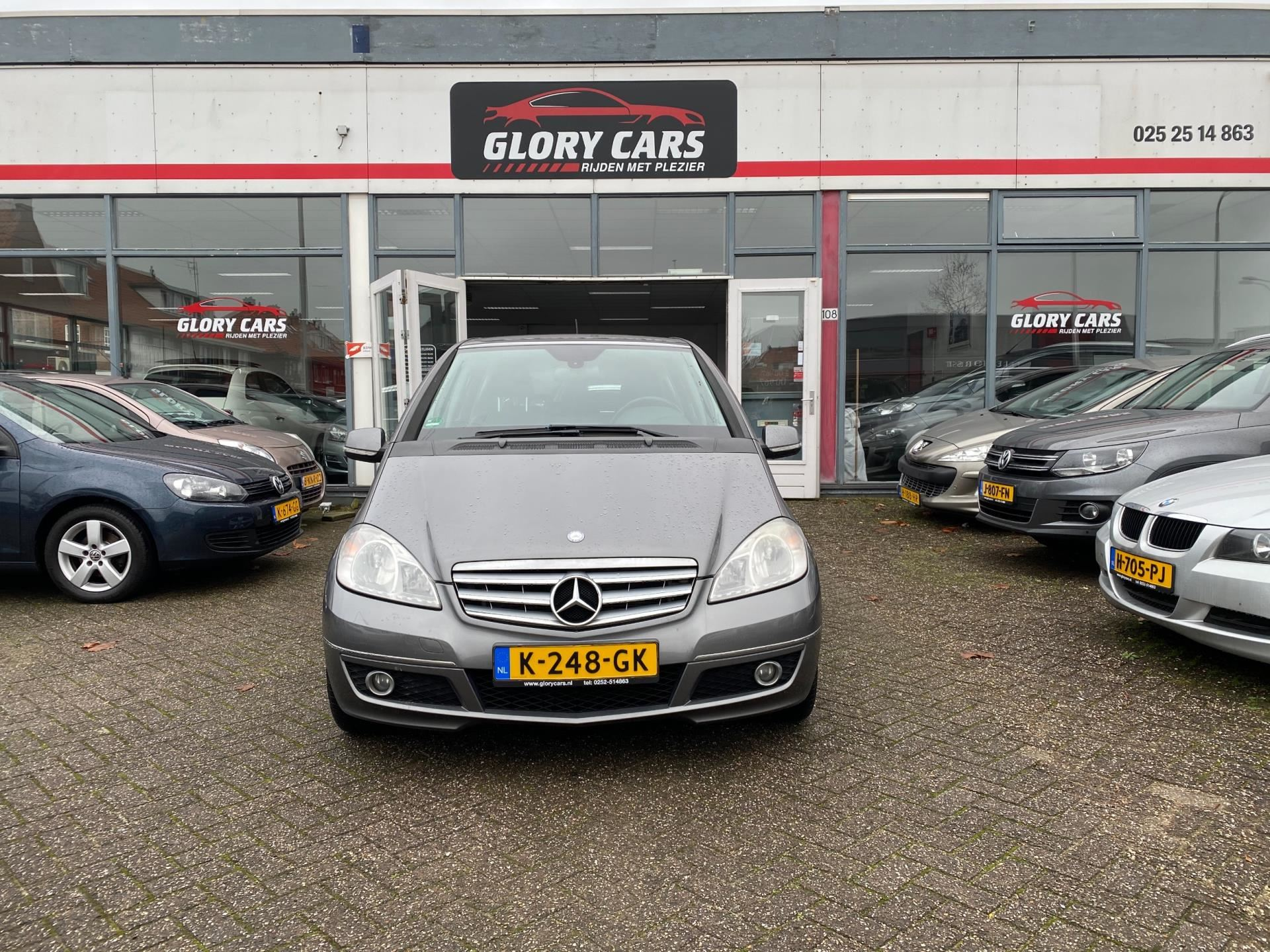 Mercedes-Benz A-klasse occasion - Glory Cars