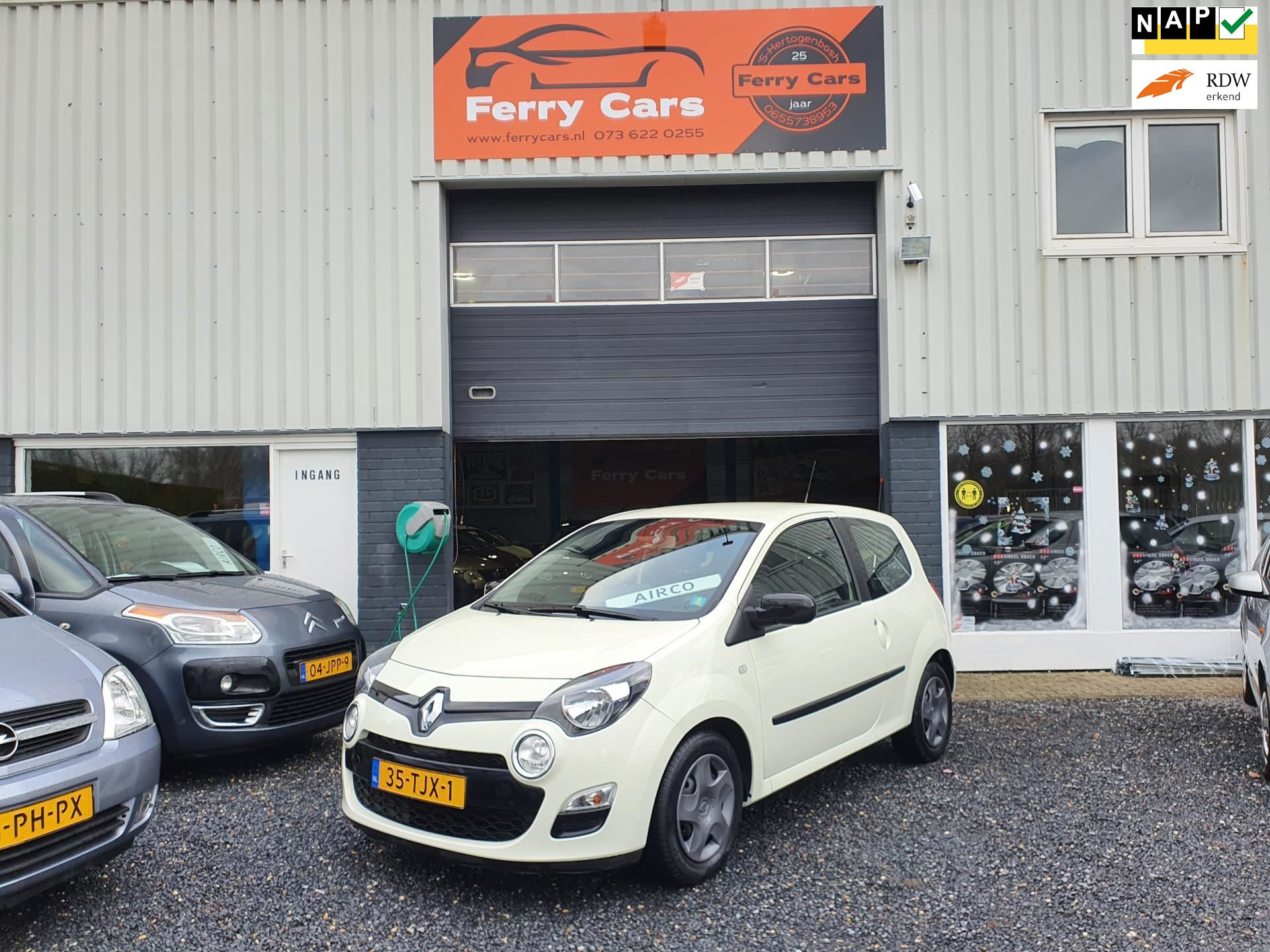 Renault Twingo occasion - Ferry Cars