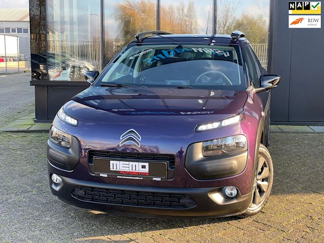 Citroen C4 Cactus occasion - Memo Automotive