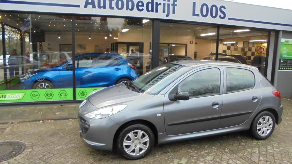 Peugeot 206  occasion - Bovag Autobedrijf Loos
