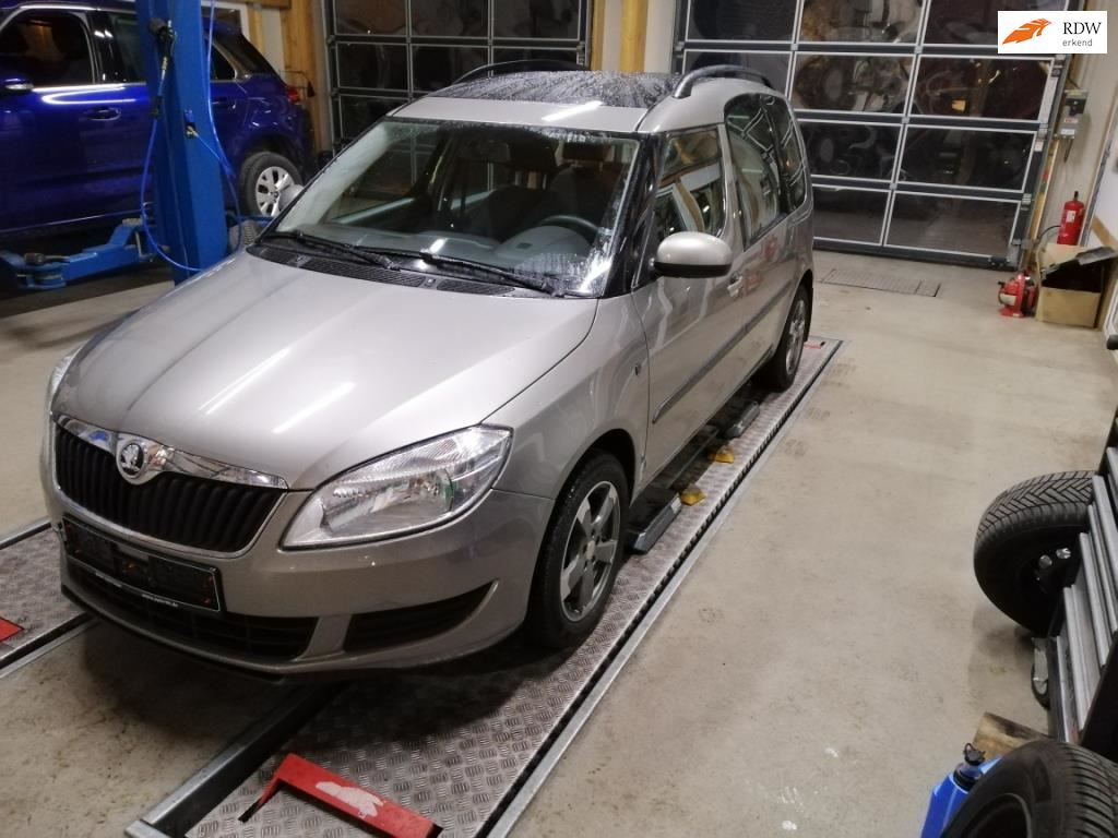Skoda Roomster occasion - FY Auto's B.V.