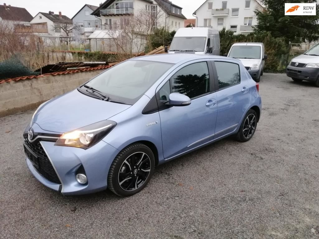 Toyota Yaris occasion - FY Auto's B.V.