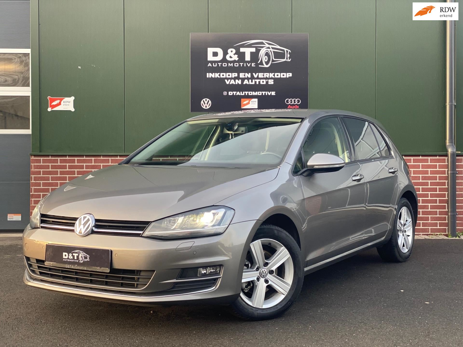 Volkswagen Golf occasion - D & T Automotive B.V.