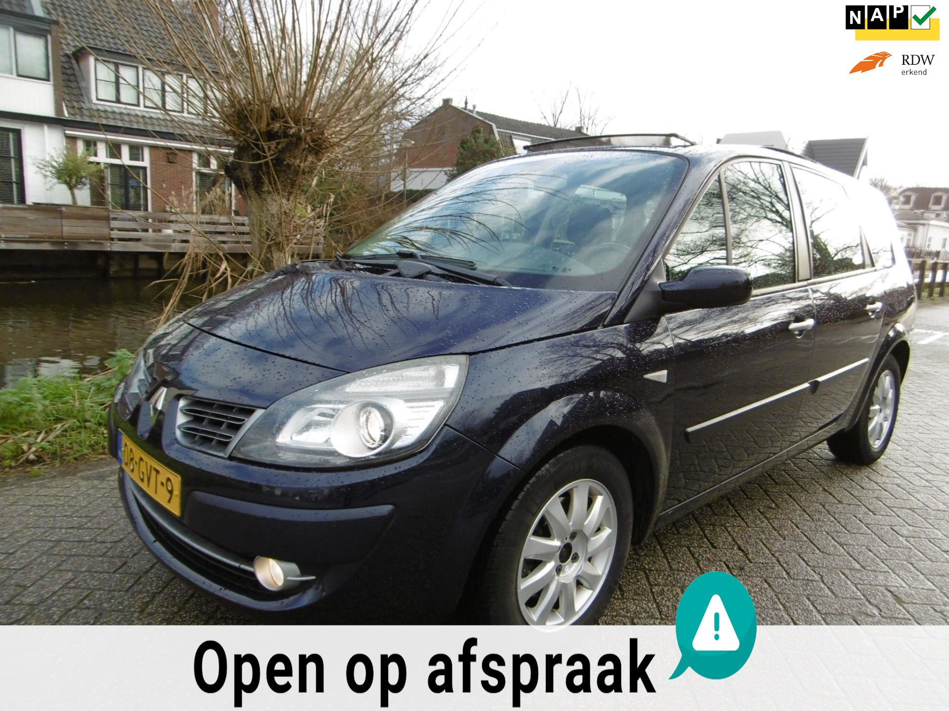Renault Grand Scénic occasion - Occasiondealer 't Gooi B.V.
