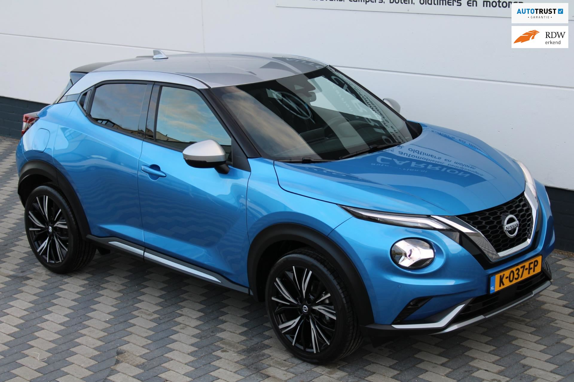 Nissan Juke occasion - CARRION