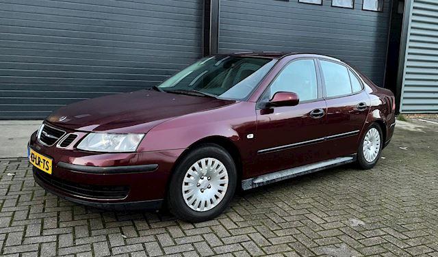 Saab 9-3 Sport Sedan 1.8 T Sport 2003 Rood LPG G3*NAP*AIRCO