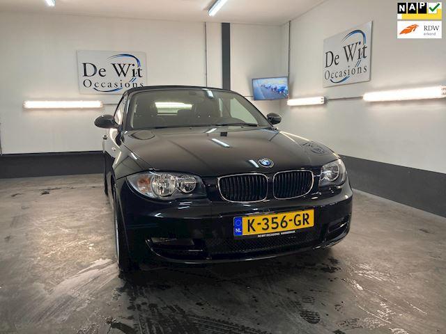BMW 1-serie Cabrio 118i HIGH EXE. CABRIO met ORG. 18