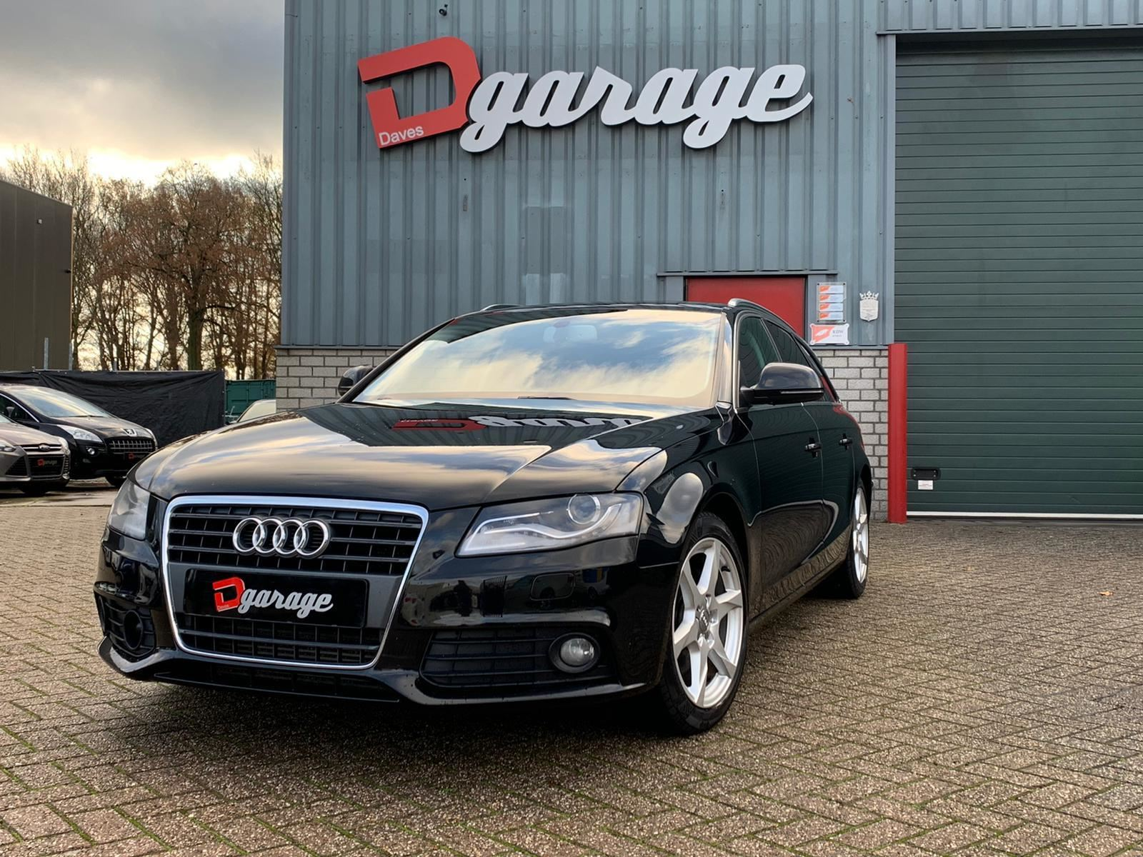Audi A4 Avant occasion - Dave's Garage