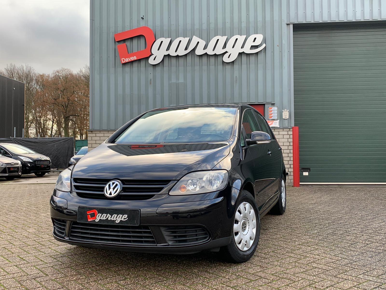 Volkswagen Golf Plus occasion - Dave's Garage