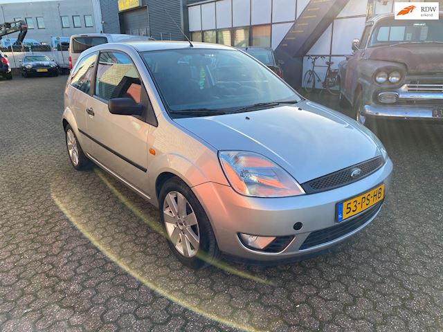 Ford Fiesta occasion - AG Auto's