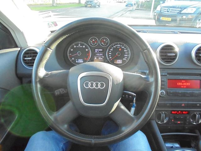 Audi A3 1.4 TFSI Attraction Pro Line, Airco, NAP, Nette auto