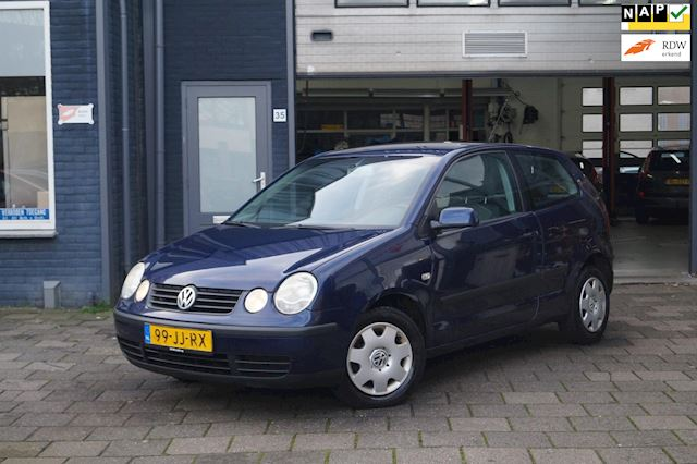 Volkswagen Polo 1.4-16V Comfortline | Clima | Cruise | NW APK