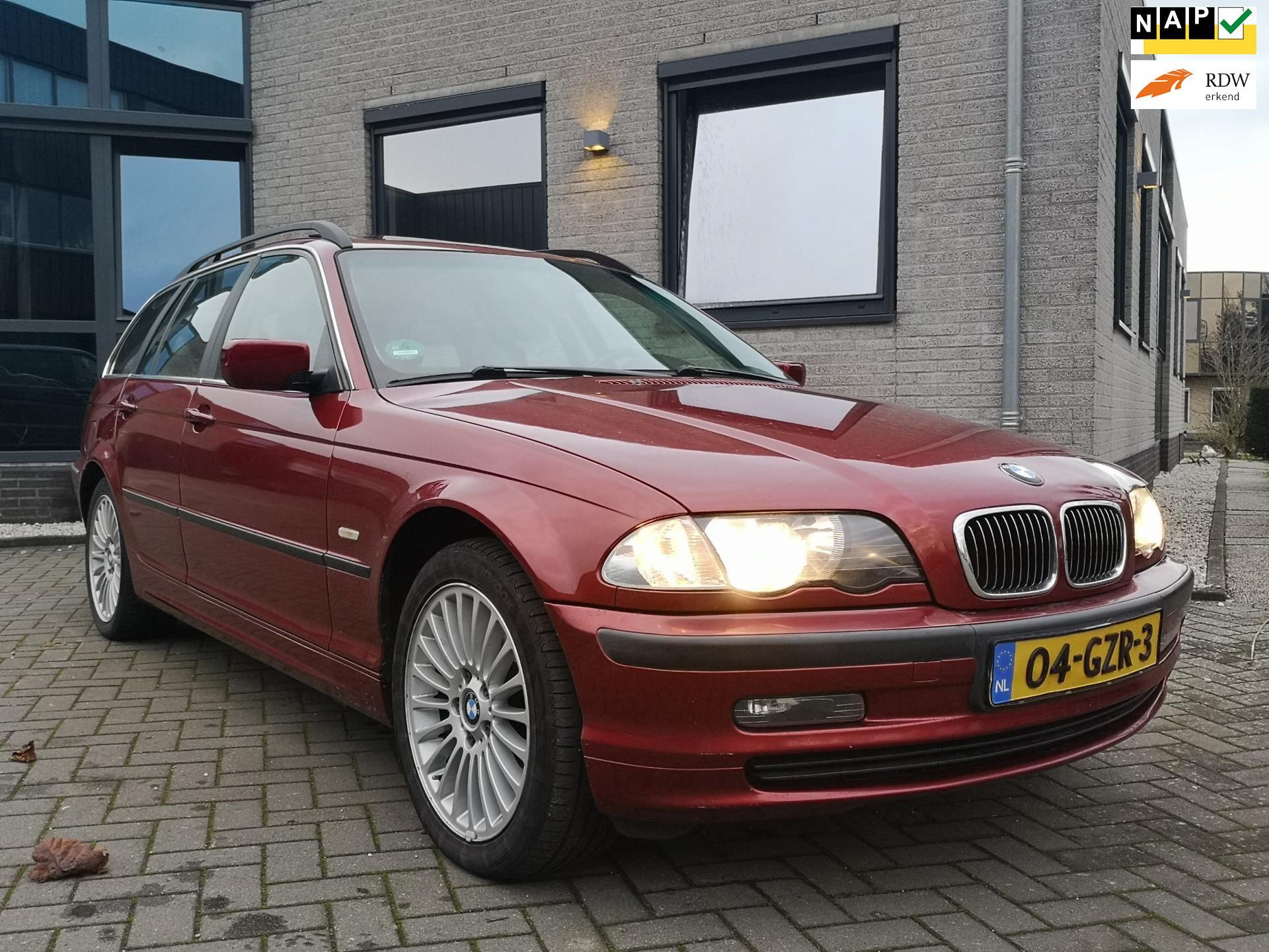 BMW 3-serie Touring occasion - Polarcars B.V