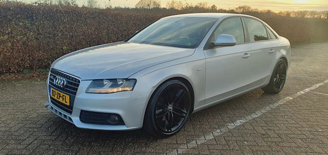 Audi A4 1.8 TFSI S-Line 161PK Vol opties!