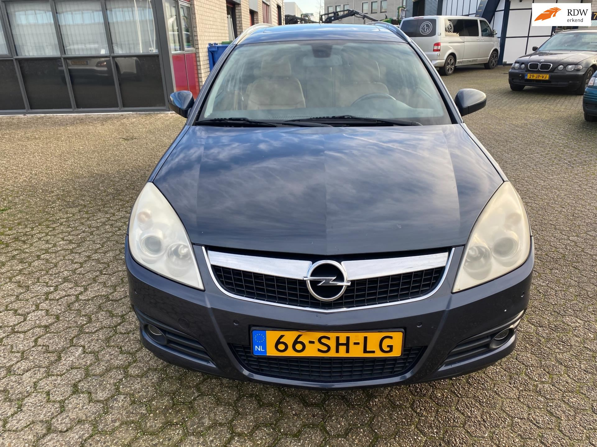 Opel Vectra Wagon occasion - AG Auto's